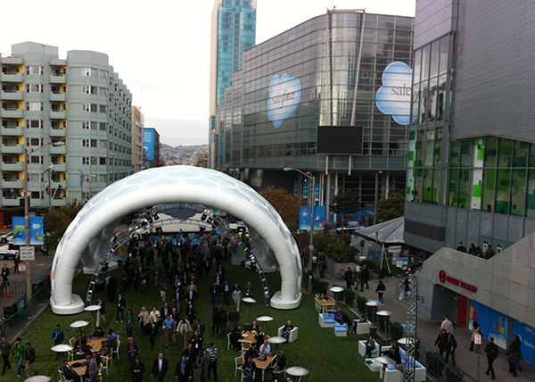 Fast Growing Salesforce Drives Businesses To Know Intimate Customer