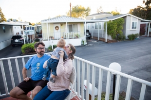 Mobile home residents seek rent control   News   Mountain View Online on mobile home sold, mobile home road trip, mobile home beautiful, mobile home decoration, mobile home company,
