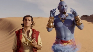 Aladdin' remake is a whole old world   News   Mountain View
