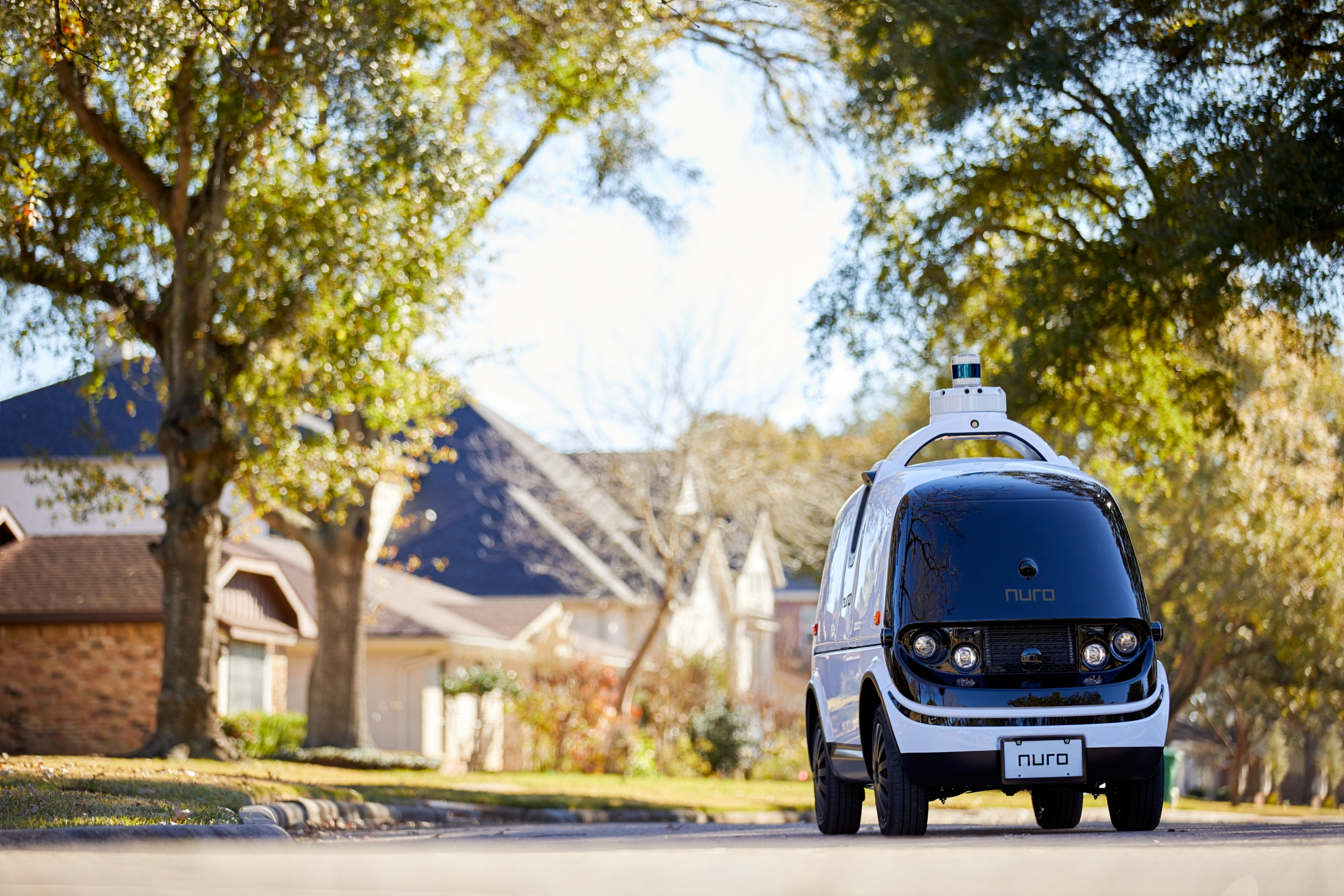 Mountain View tech startup Nuro lands state's first autonomous vehicle permit - Mountain View Voice